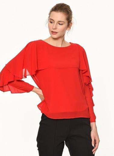 Random Bluz Kırmızı